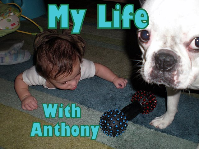 My Life with Anthony