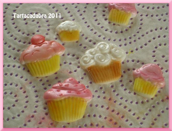 Tartacadabra mini tutorial molde de silicona cupcakes - Moldes cupcakes silicona ...