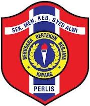 2003 - 2009 SEKOLAH MENENGAH KEBANGSAAN SYED ALWI