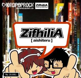 Foto Zifhilia dari Chord dan Lirik Zifhilia Aishiteru (menunggumu)