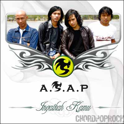 Foto wallpaper Asap Band dari Chord Asap Ingatkah Kamu