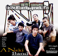 Cover ANSKI Band Hanya Dia - Download Mp3