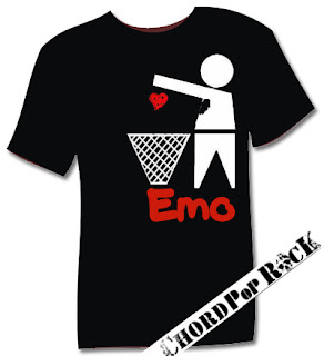 Images T-shirts The Emo Heart