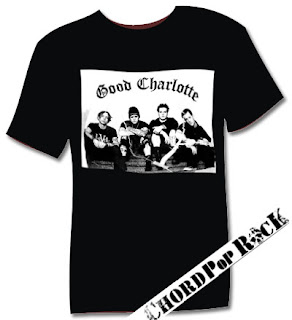 Images T-shirts Good Charlotte
