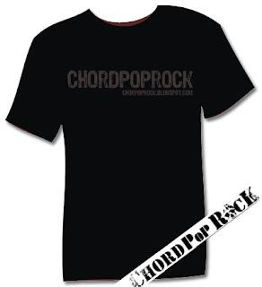 Images T-shirts Chordpoprock
