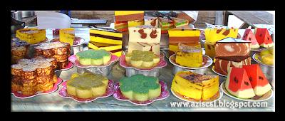 Aneka Kue khas Banjarmasin kalsel