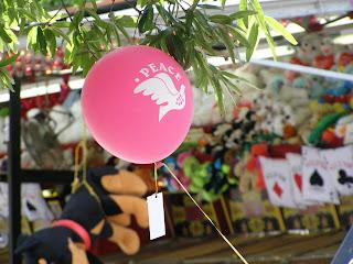 Peace Balloon