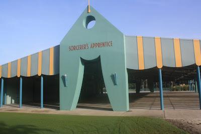 Sorcerer's Apprentice Pavilion