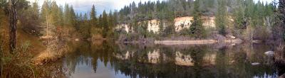 Hirschman Pond