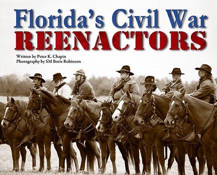 Civil War Reenactment in Florida