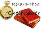Readathon Cheerleader button
