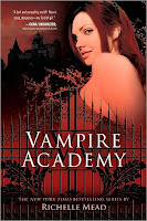 Vampire Academy cover