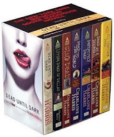Sookie Stackhouse 7 books
