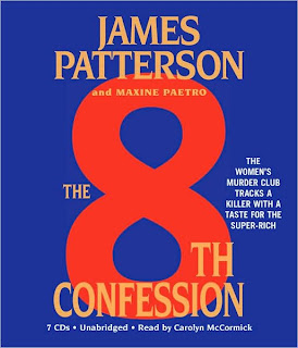 8th Confession cover