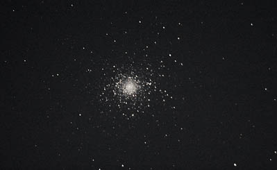 M5 GLOBULAR CLUSTER IN SERPENS