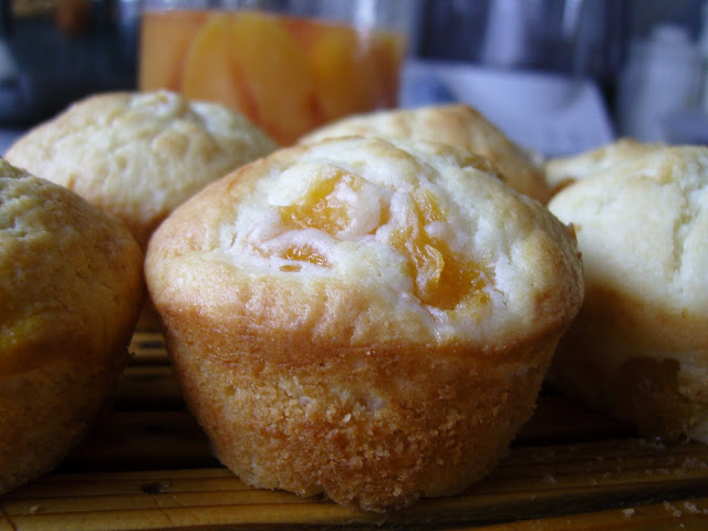 Flashback Friday - Peaches and Cream Muffins | Mennonite ...