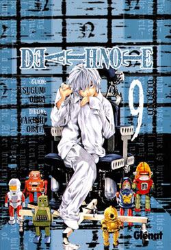 Portadas del Manga Deathnote09
