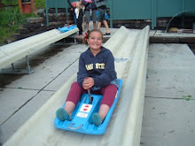 Daisy on the Alpine Slide