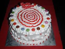 Kek Harijadi - Fresh cream