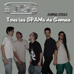 Jumping Stools - Tous les SPAMs de Gamee (2001)