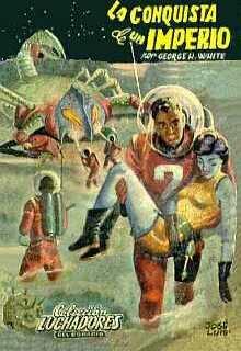 Una de las portadas de la saga con el estilo «pulp» de la época
