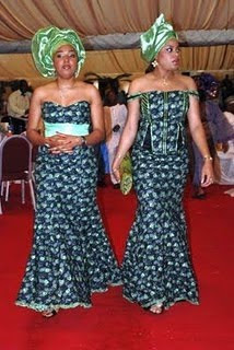 Traditional African Designs Dresses