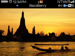 Blackberry Themes Gemini