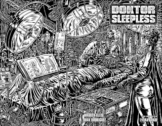 Itll Be Plenty Violent Judging By The Cover But Every Has Been That Way Um Not Much Else To Say Here DOKTOR SLEEPLESS