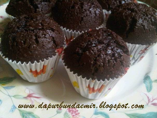 Dapur Bundaemir: Melted brownies agogo wannabe