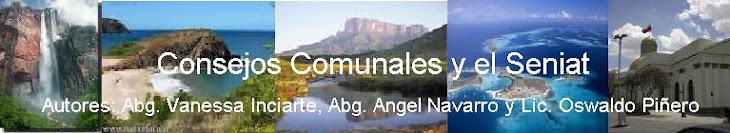 Consejos Comunales y el Seniat