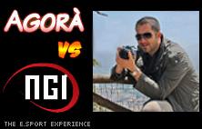 Agorà vs Lo Cascio