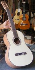 Guitarra de Algarrobo