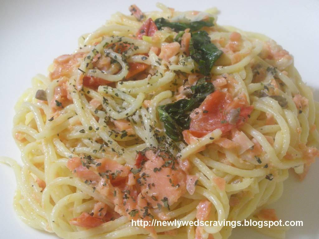 smoked salmon pasta recipe food to love smoked salmon pasta smoked ...