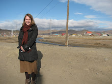 Sister Mansfield in Mongolia