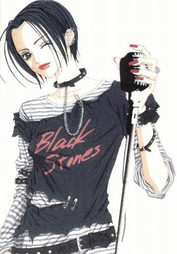 Creacion de Personaje Nana-osaki-rock