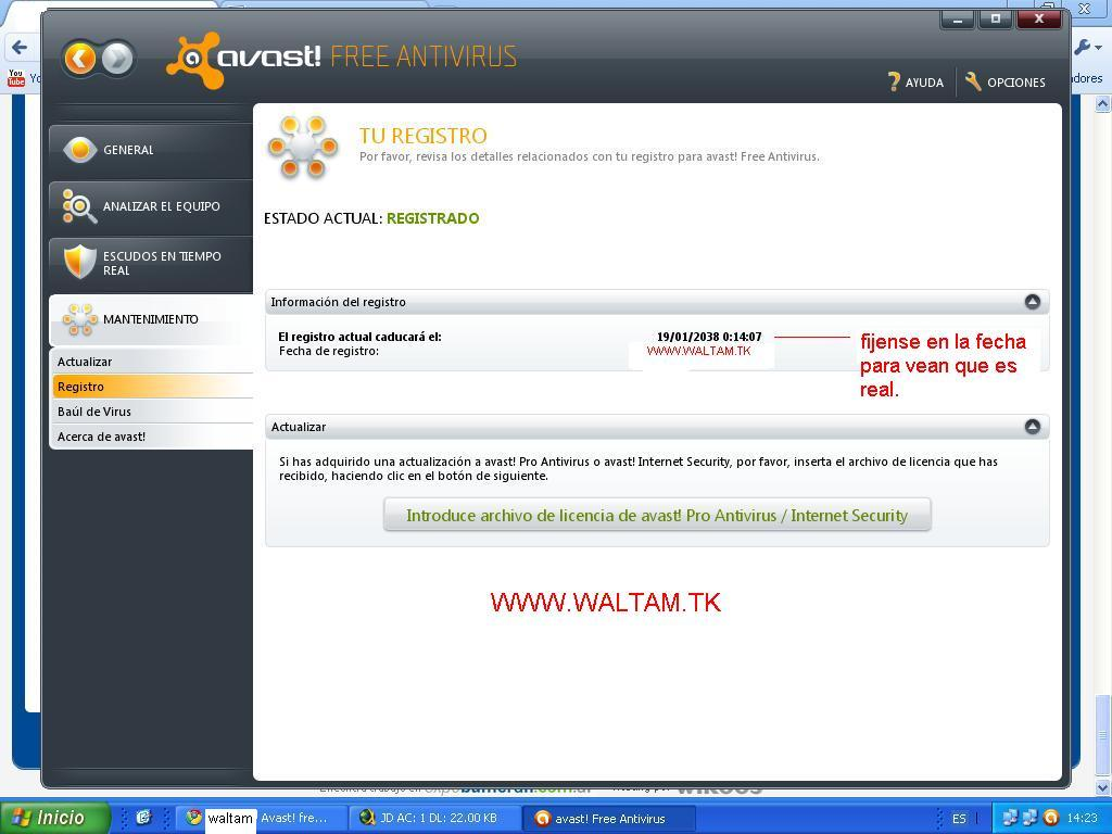 descargar gratis avast para windows 7