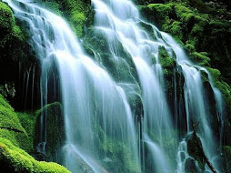 La belleza del agua