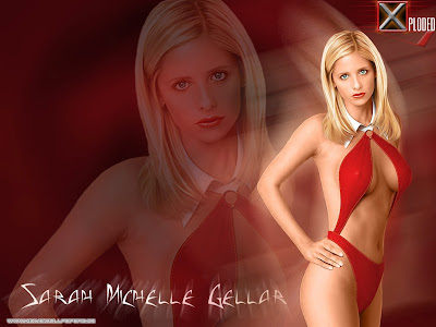 Sarah Michelle Gellar Hot Video