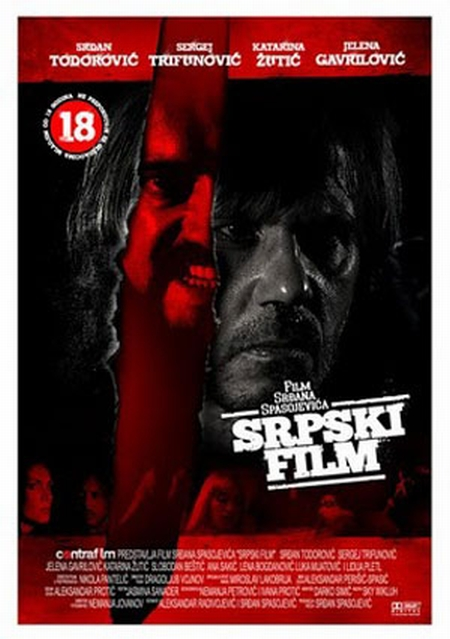 Aporta 'making off' de A Serbian Film para defenderse