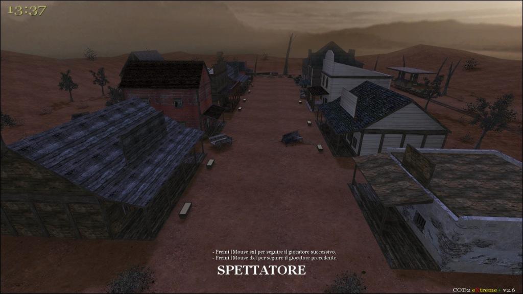 Cod2 Zombie Mod. Call of Duty 2 Wild West 1.1