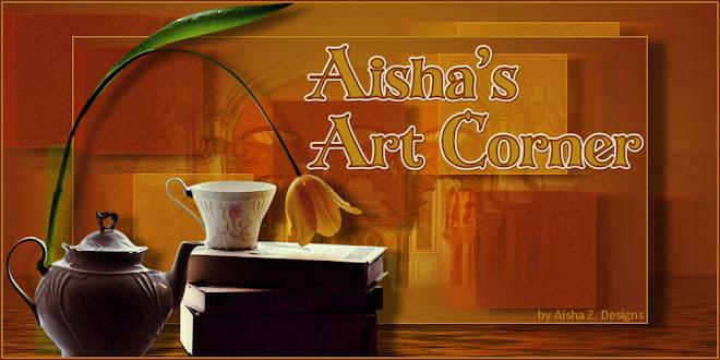 AISHA'S ART CORNER