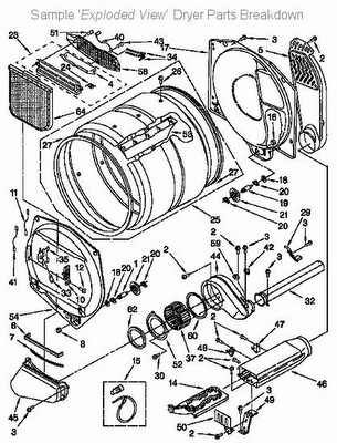 Kenmore Washing Machine Parts Diagram likewise Appliance Parts likewise Maytag Dryer Belt Repair Diagram furthermore Wiring Diagram For Maytag Dryer also Wiring Diagram For Kenmore Dryer. on kenmore 80 series parts diagram