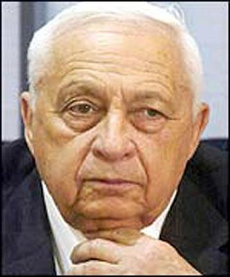 Arab media reports Sharon dead - not even in the news in Israel