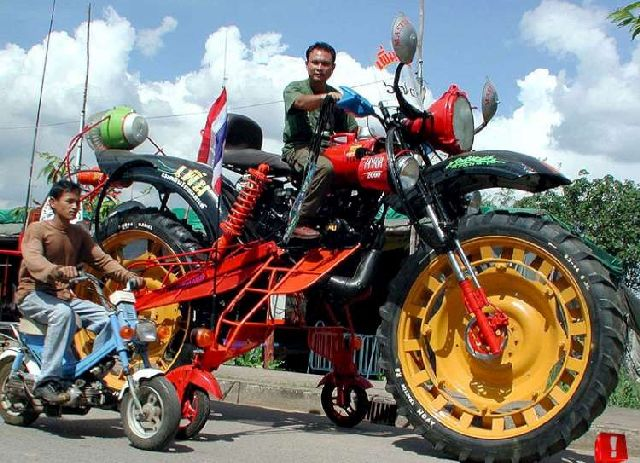 Most Crazy Motorcycle Universe Kingdom