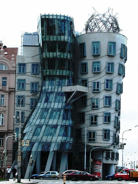 Hot Fresh Pics: Strange Buildings Around The World