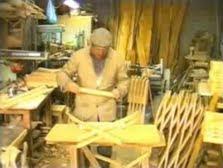 Contrução de cadeira de tesoura. clique em cima da imagem!