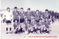 Equipa de futebol do Monchiquense. Clique em cima da imagem!