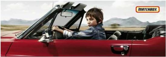 Children Loves Legendary Cars