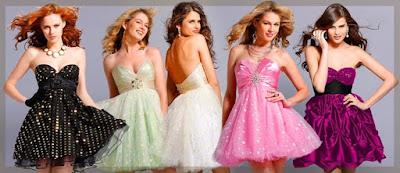 Fashionable Tendencies Prom Dresses