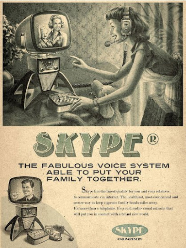 Skype by WOW Barbie